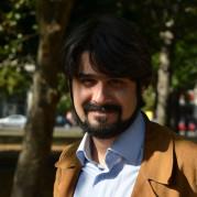 [Picture of Arash Behboodi]